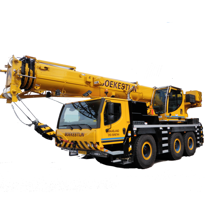 Автокран Liebherr LTM 1050 грузоподъёмностью 50 тонн