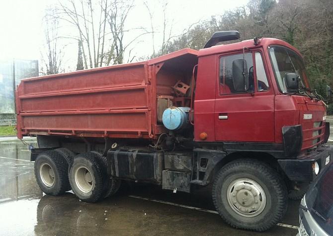 Самосвал Tatra T815