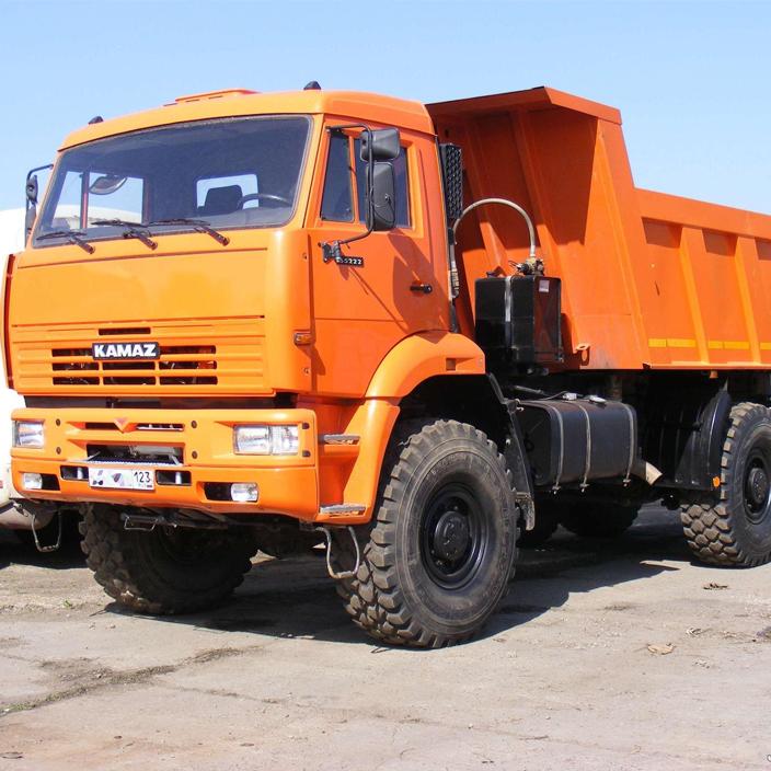 Самосвал Камаз 65222