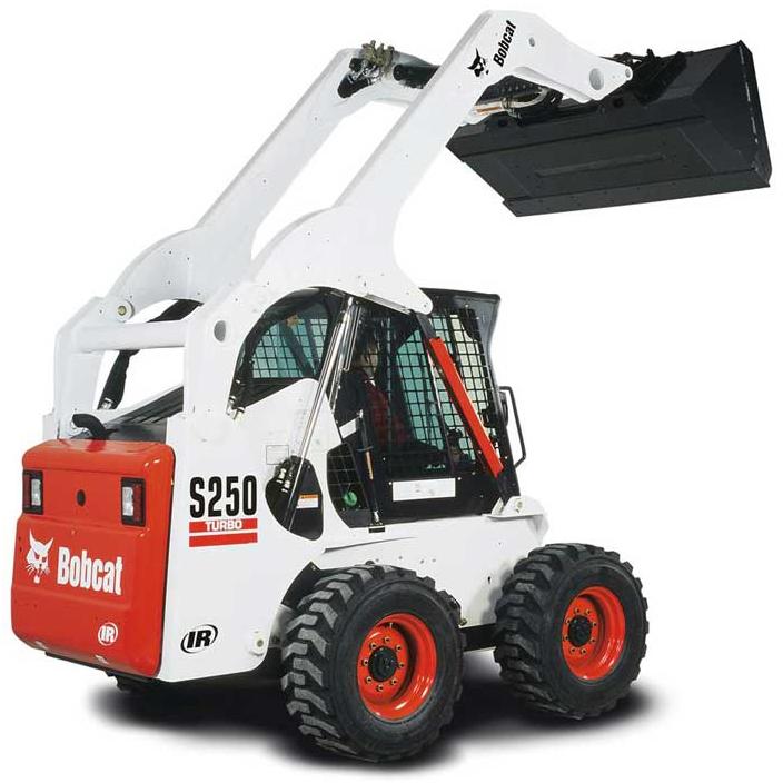Мини-погрузчик Bobcat S250 (Бобкат)