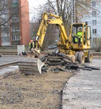 Снятие асфальта в санкт-петербурге и области