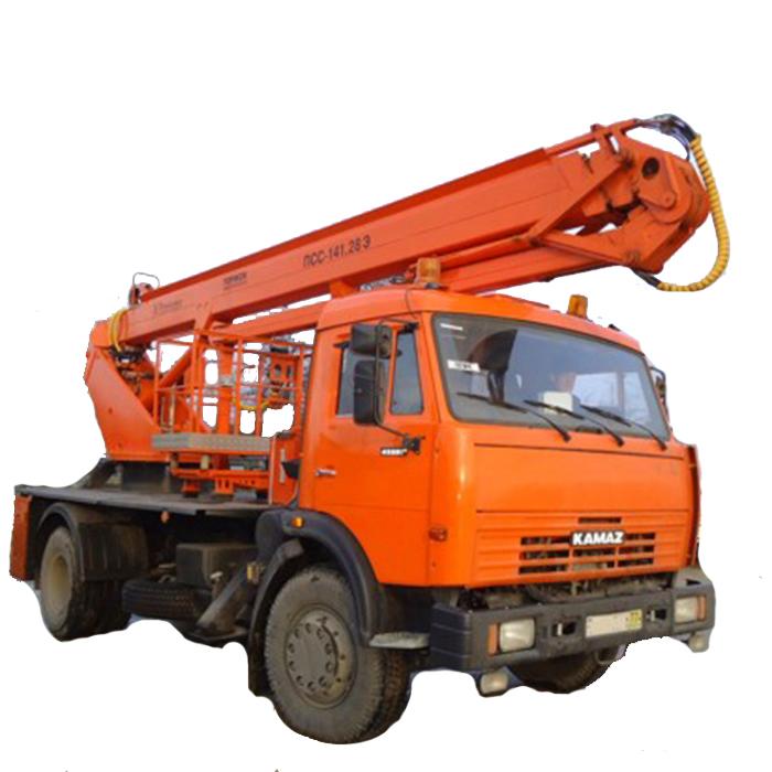 Автовышка АТ-300, 32м