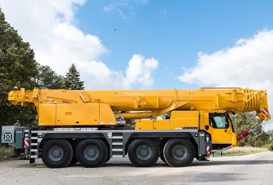 Автокран Liebherr LTM 1100-4.2 100 тонн