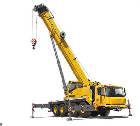 Автокран Grove GMK-4100L 100 тонн