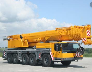 Автокран LIEBHERR LTM 1200-5.1, 200 т