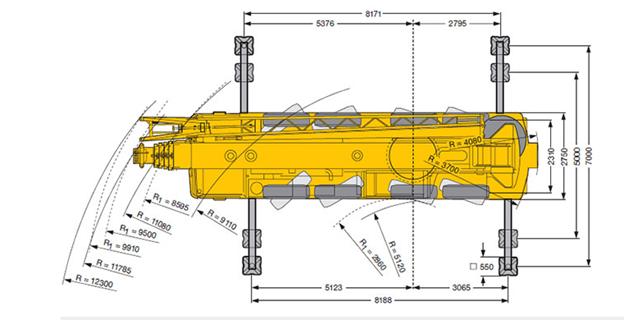 Автокран LIEBHERR LTM 1080, 80 т