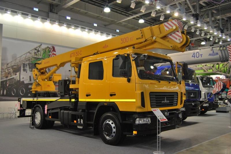 Автовышка АГП-30-4 МАЗ-5337А2