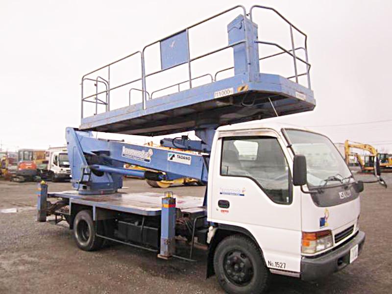 Автовышка Tadano AT-150