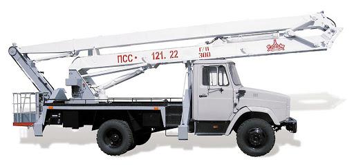 Автовышка АГП-22.04 ЗИЛ ПСС-121.22